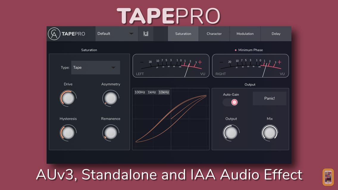Screenshot - Tape Pro