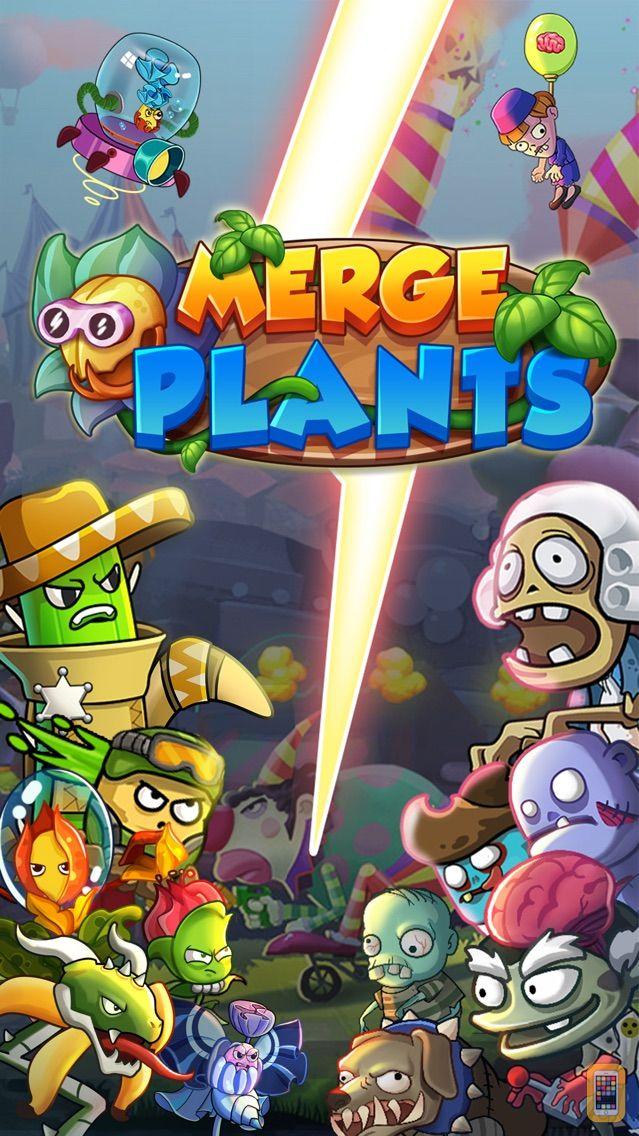 Screenshot - Merge Plants: Zombie Defense