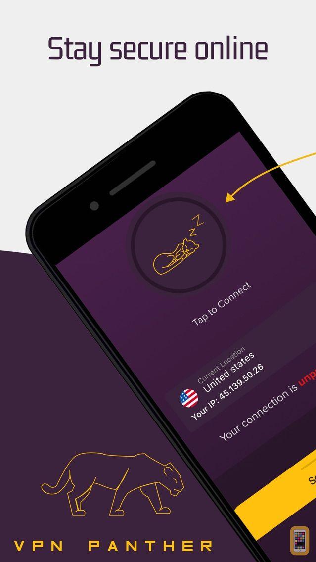 Screenshot - VPN Panther