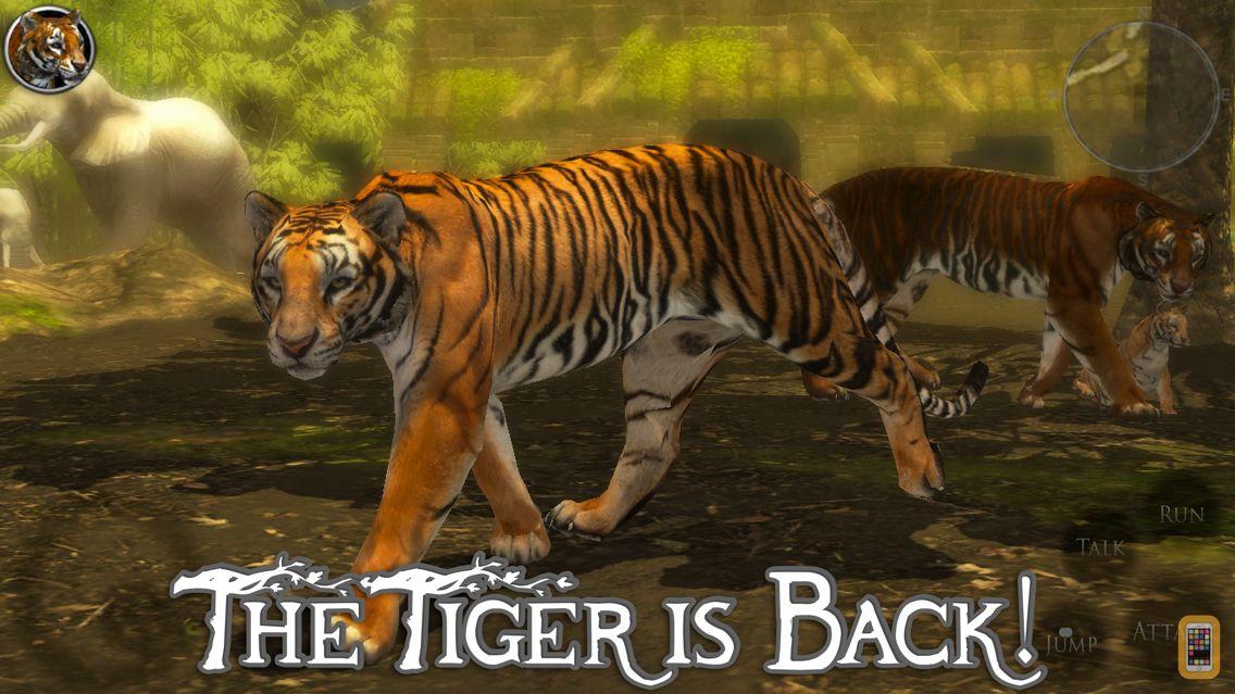 Screenshot - Ultimate Tiger Simulator 2