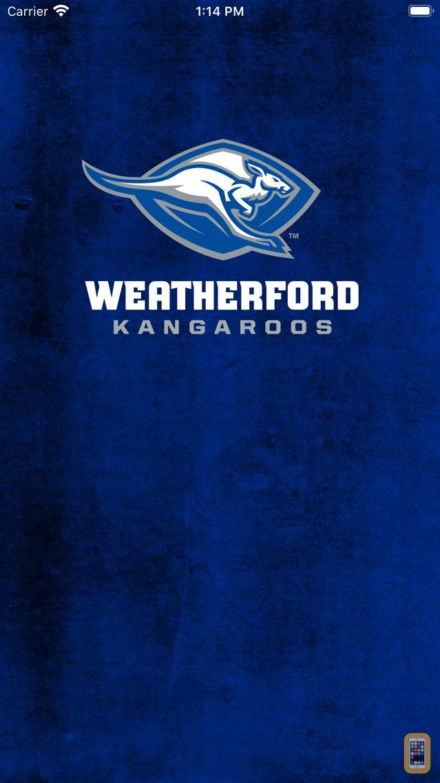 Screenshot - Weatherford Athletics