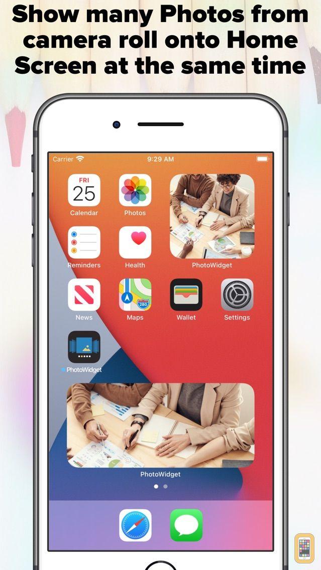 Screenshot - Photo Widget - for photos