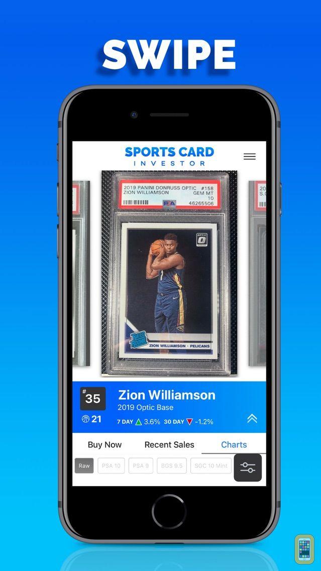 Screenshot - Sports Card Investor