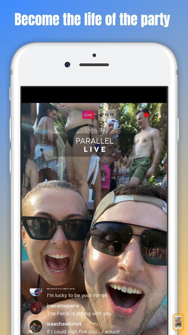 Screenshot - Parallel - Live Simulator