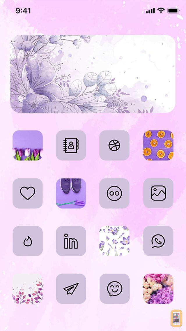 Screenshot - Theme smith - Widgets & Icons