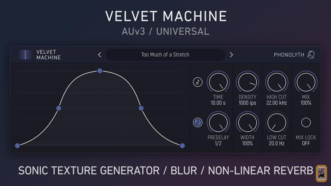 Screenshot - Velvet Machine