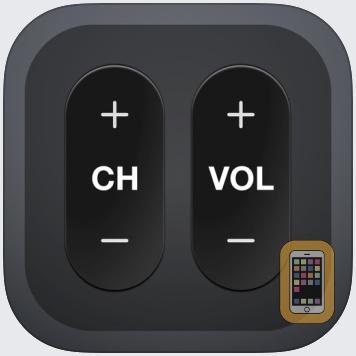 TVR - TV Remote Control by Evgeny Cherpak (Universal)