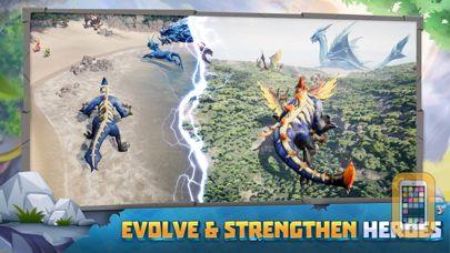 Screenshot - Summon Dragons