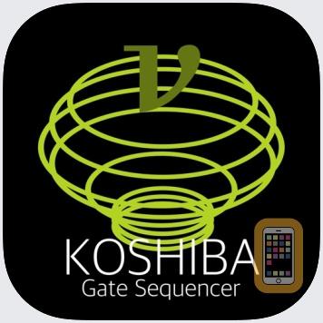 Koshiba - AUv3 Plugin Effect by iceWorks, Inc. (Universal)