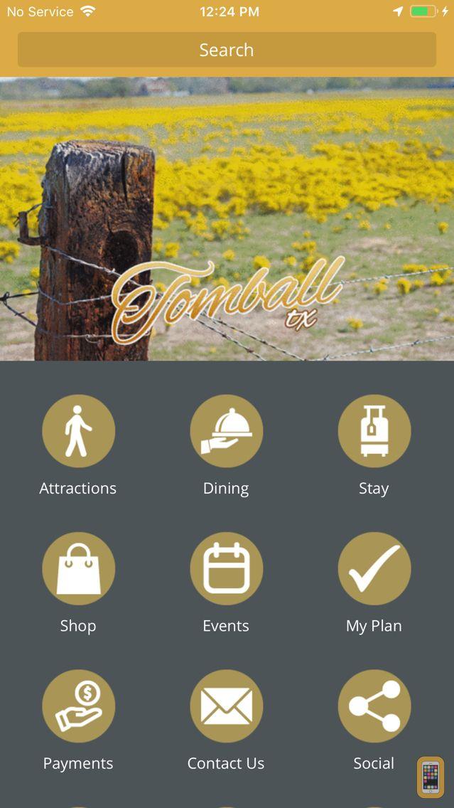 Screenshot - Tomball TX