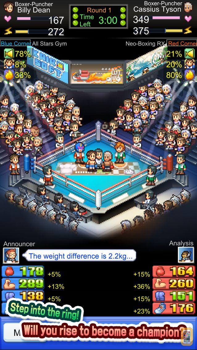 Screenshot - Boxing Gym Story