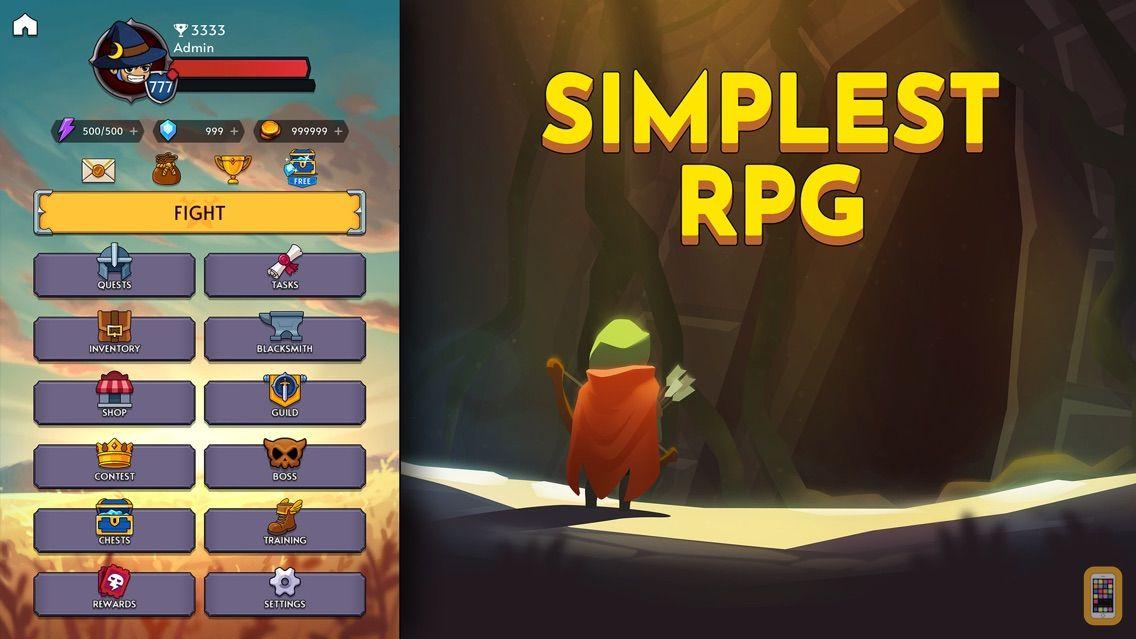 Screenshot - Simplest RPG - Online Edition