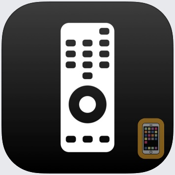 TV Remote - Control Television by Adam Foot (Universal)