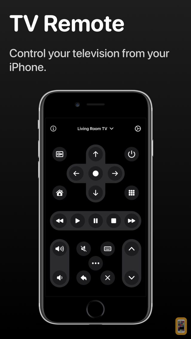 Screenshot - TV Remote - Control Television