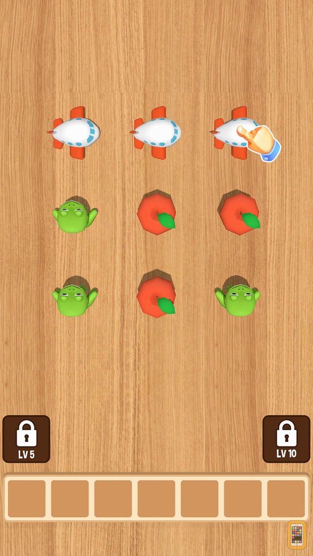 Screenshot - Match Triple 3D Untimed No Ads