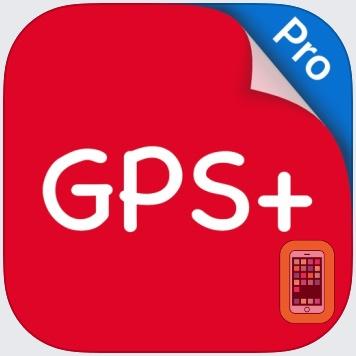GPSPlus - Location Editor Pro by ruquan zhang (Universal)