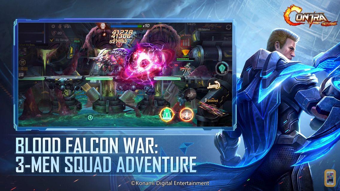 Screenshot - Contra Returns