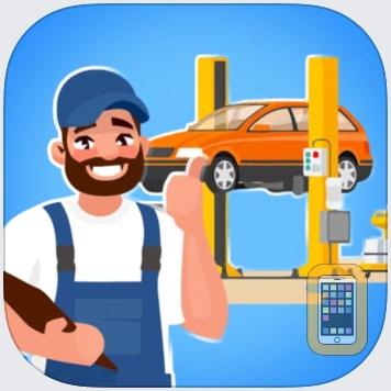 Car Fix Tycoon - Idle Garage by guizhi zhang (Universal)
