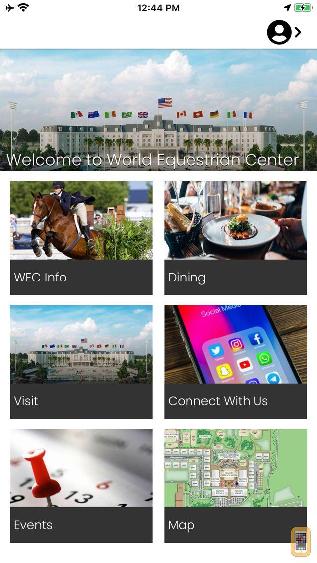 Screenshot - WEC Ocala