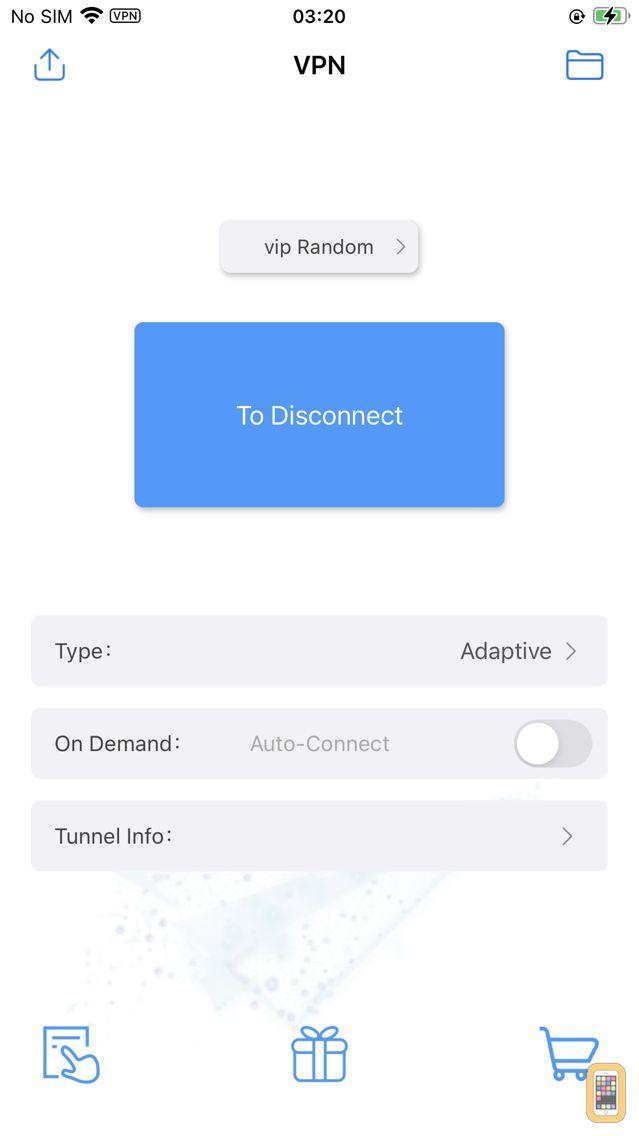 Screenshot - VPN - 夏时国际加速器VPN