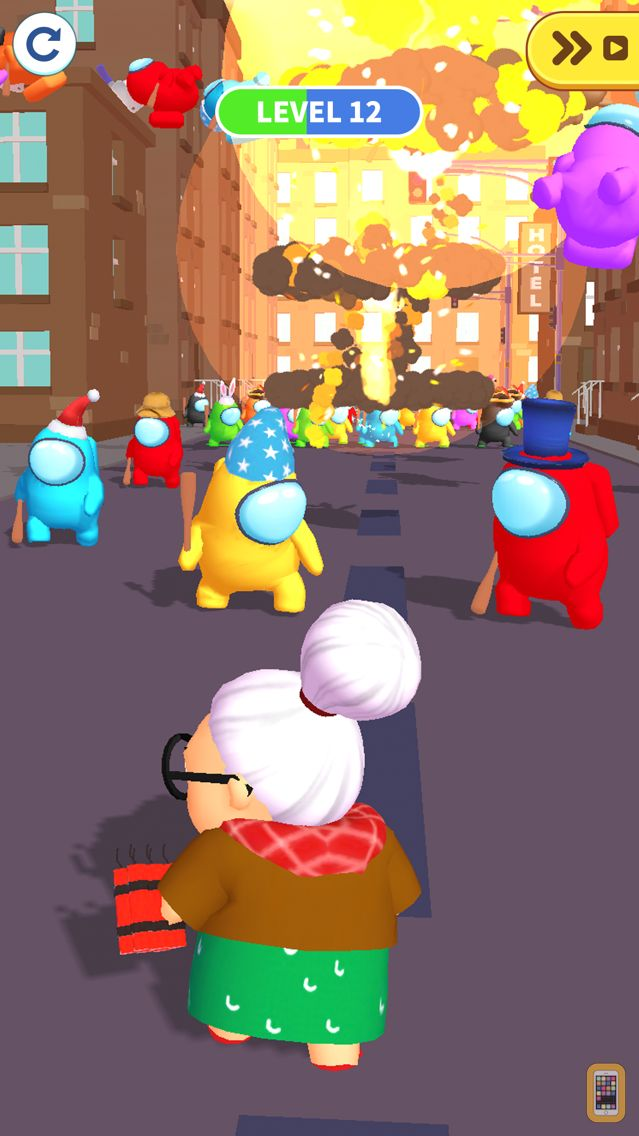 Screenshot - Granny vs Impostor: Spy Master