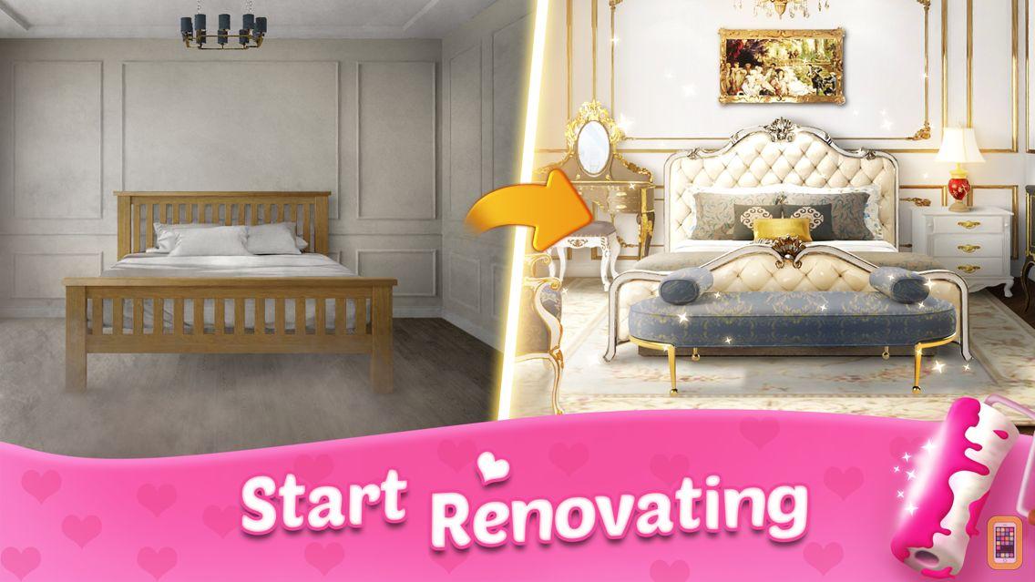 Screenshot - Cooking Sweet: Home Decor game