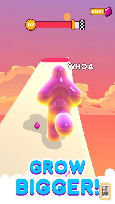 Screenshot - Blob Runner 3D