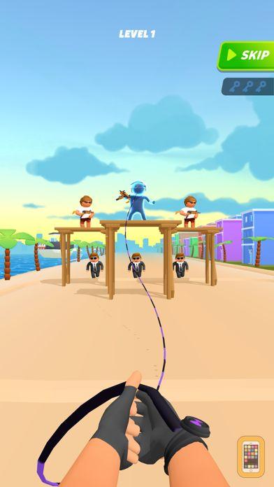 Screenshot - Ropeman 3D