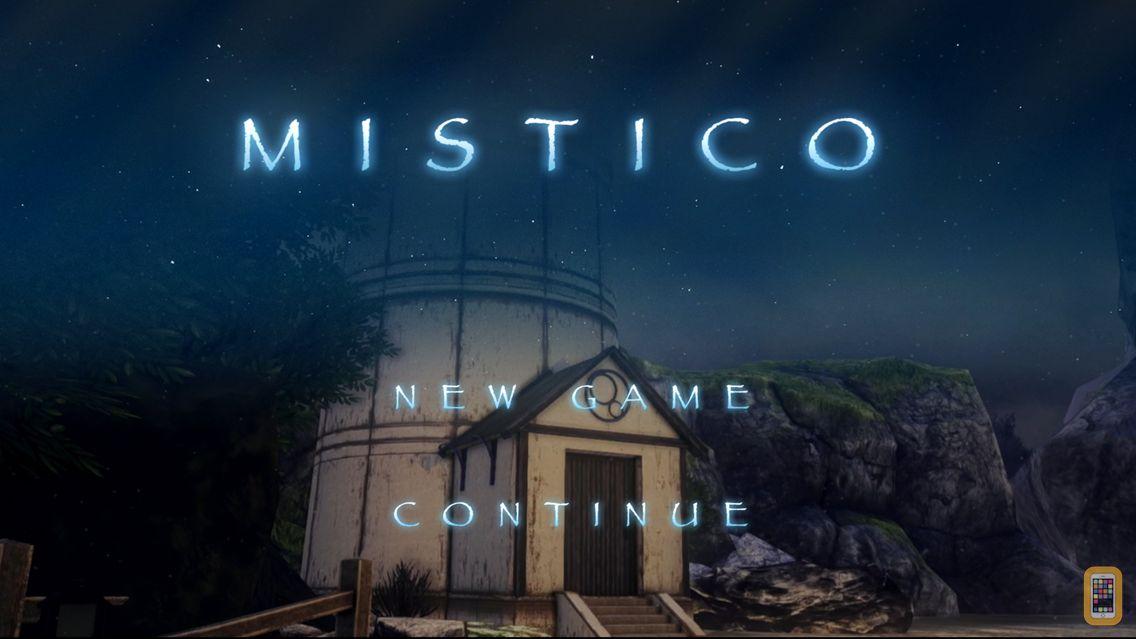 Screenshot - MISTICO