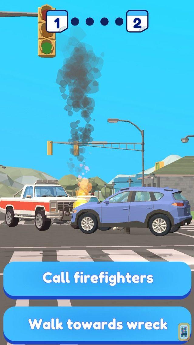Screenshot - Police Story 3D