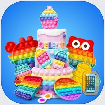 DIY Pop it Fidget toy! ASMR by Usman Ali (Universal)
