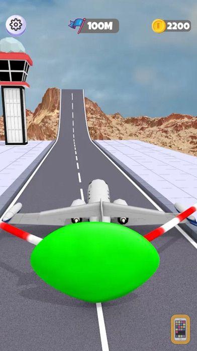 Screenshot - Sling Plane 3D