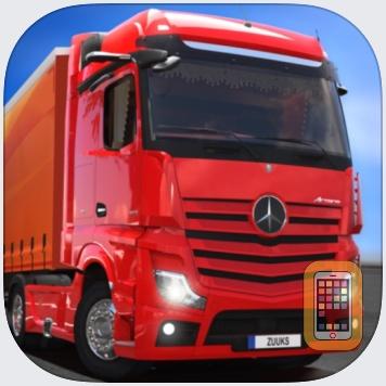 Truck Simulator : Ultimate by Zuuks Games (Universal)