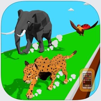 Animal Transform:Epic Race 3D by HippoTap, LLC (Universal)