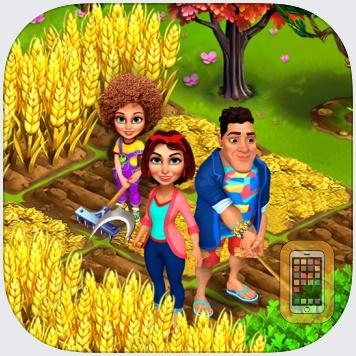 Bermuda Adventures: Farm Games by Belka Games, LLC (Universal)