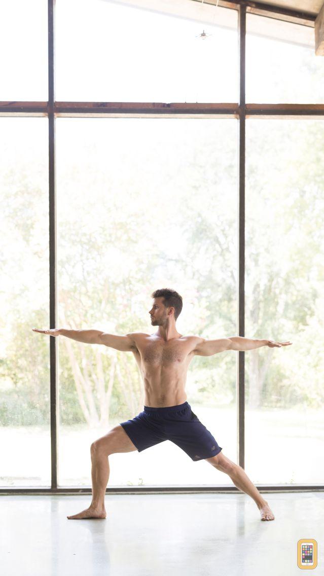 Screenshot - Man Flow Yoga by Dean Pohlman