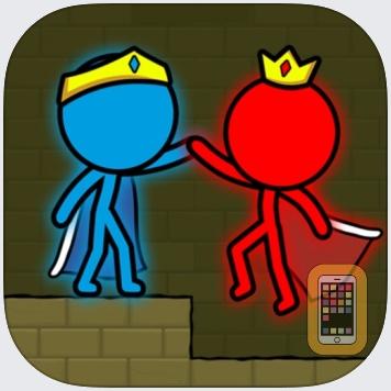 Red & Blue Stickman by Tingo (Universal)