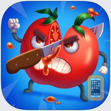 Hit Tomato 3D: Knife Master by AI Games FZ (Universal)