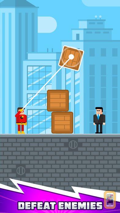 Screenshot - The Superhero League