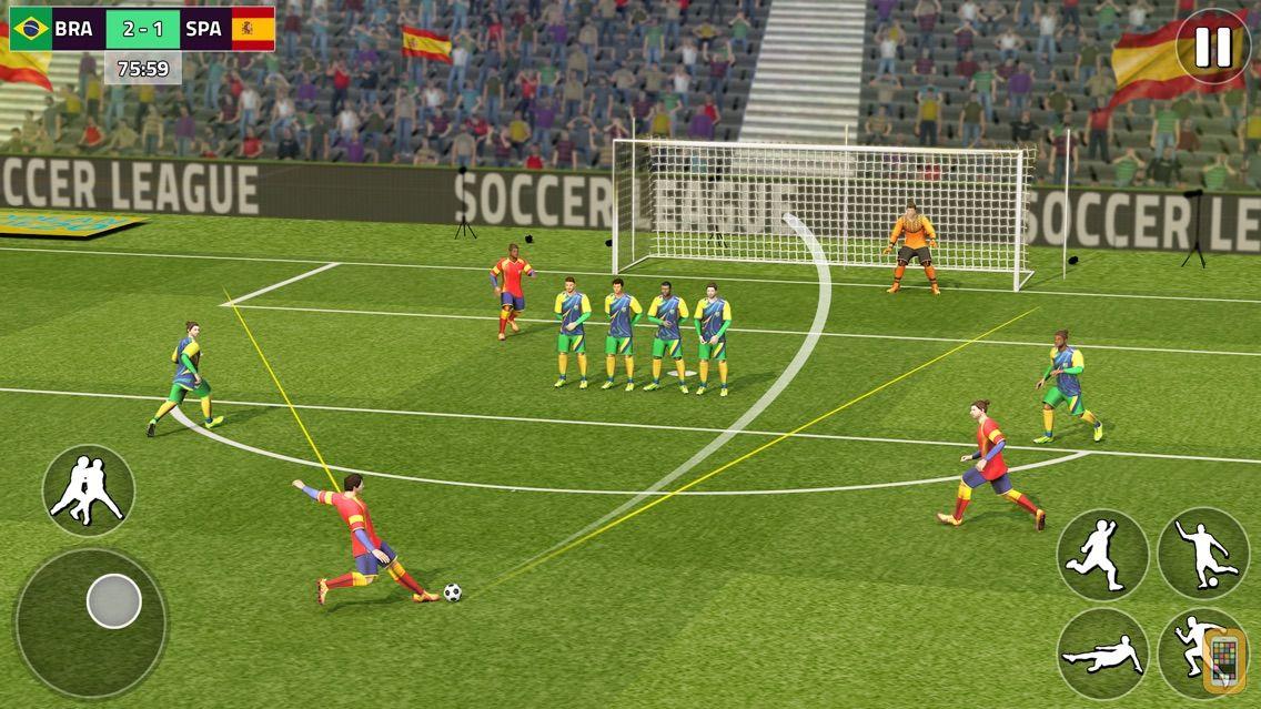 Screenshot - Real Soccer – Football Games