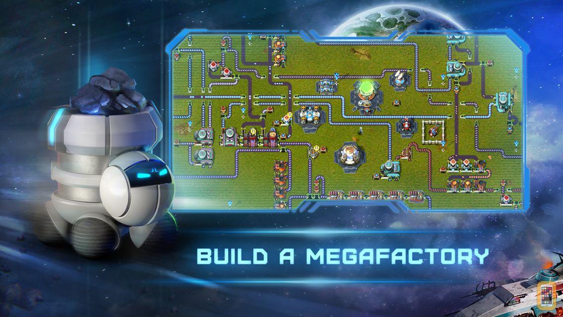 Screenshot - ReFactory: Factory Simulator
