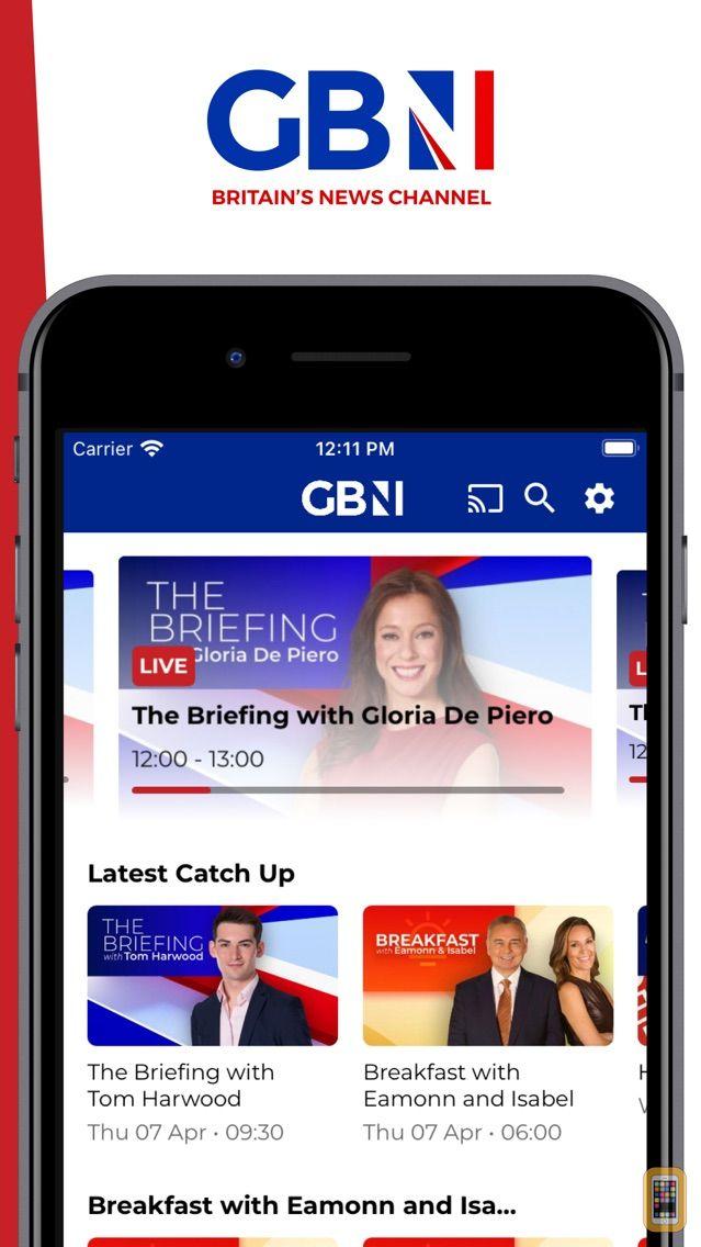 Screenshot - GB News
