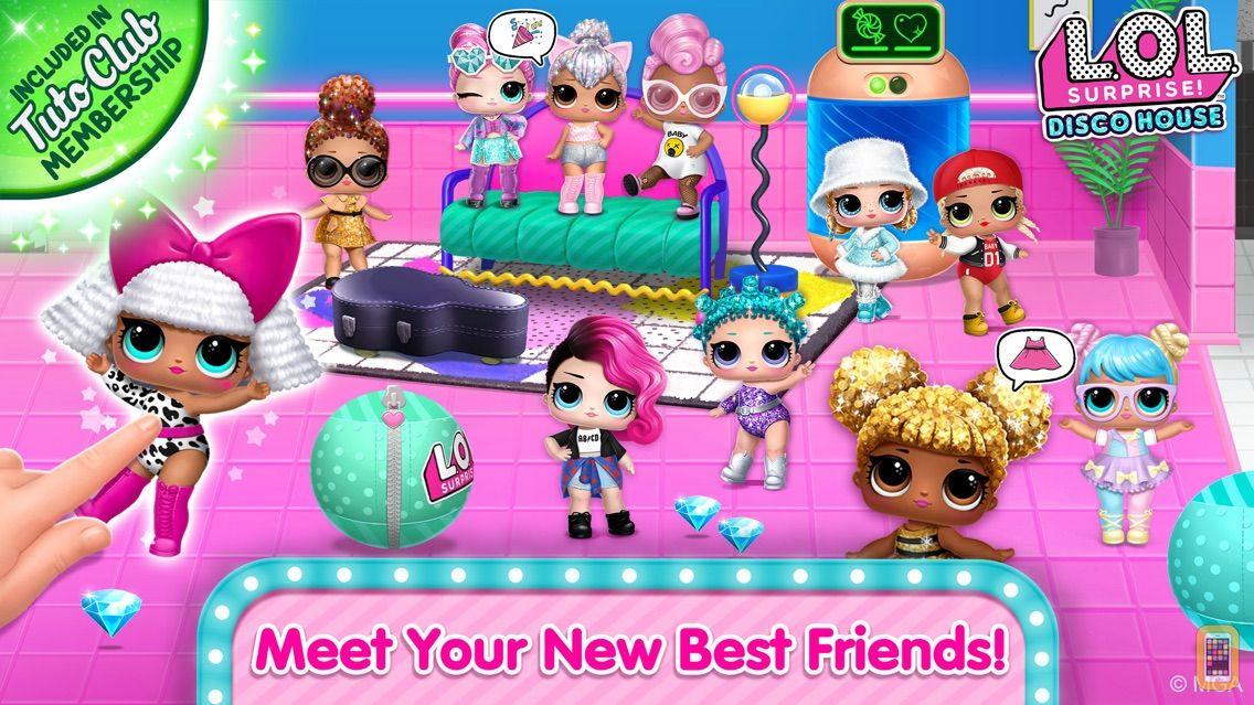 Screenshot - L.O.L. Surprise! Disco House