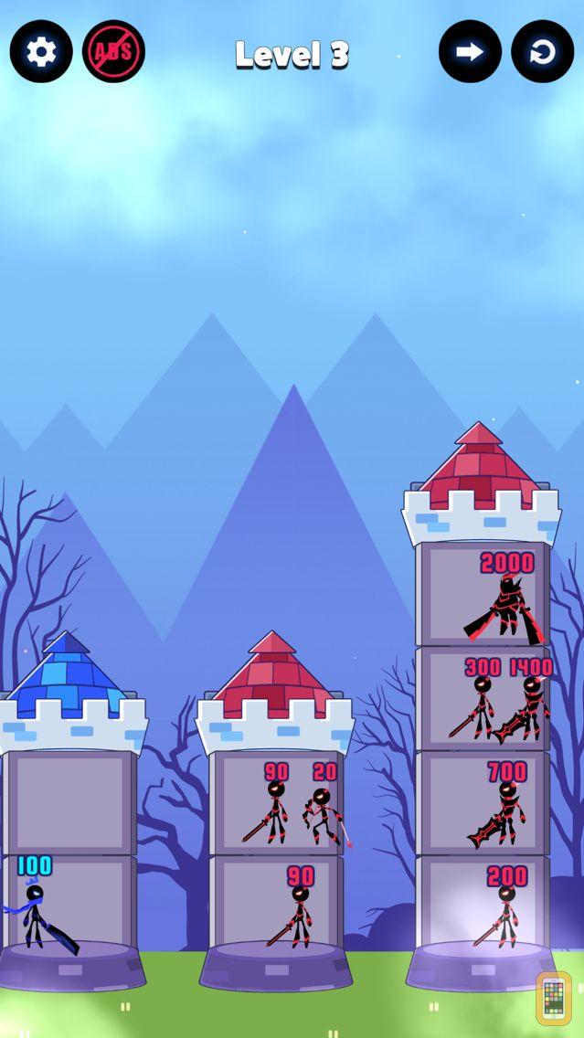 Screenshot - Hero Castle War: Tower Attack