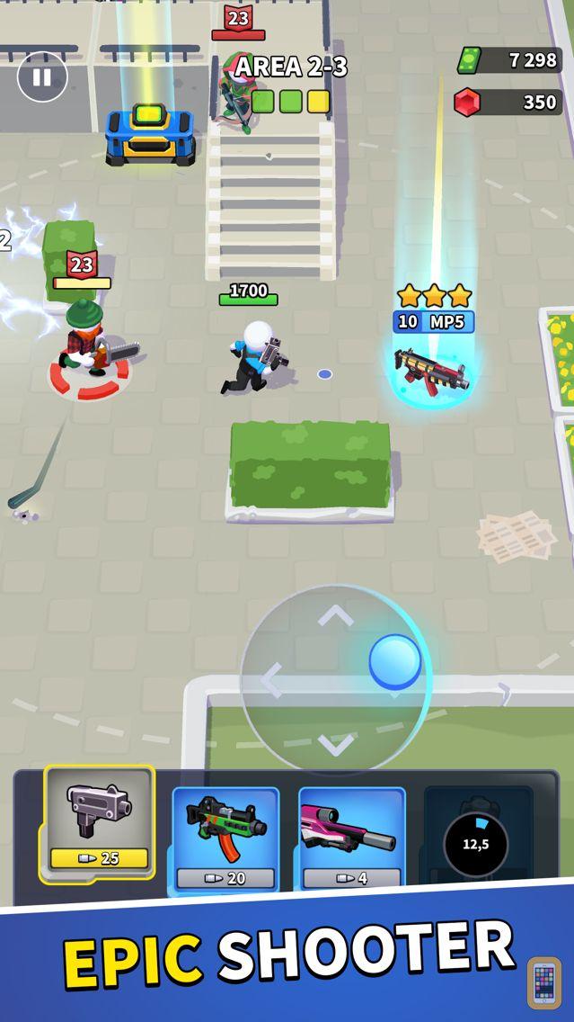 Screenshot - Squad Alpha - Action Shooting