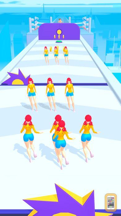 Screenshot - Girls Attack! Join & Clash