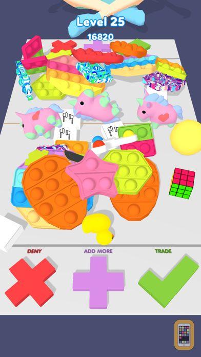 Screenshot - Fidget Trading 3D: Fidget Toys