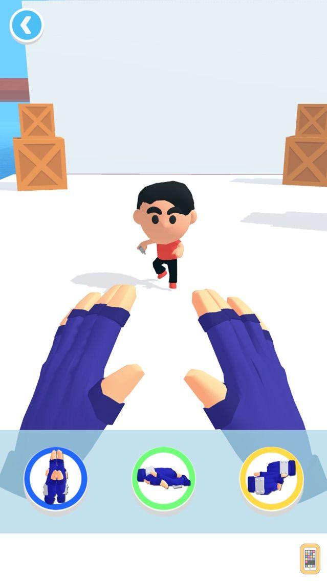 Screenshot - Ninja Hands