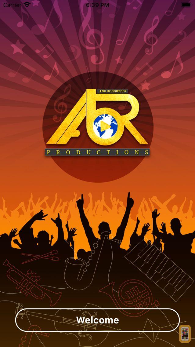 Screenshot - ABR TV