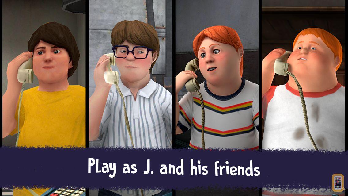 Screenshot - Ice Scream Friends Adventures